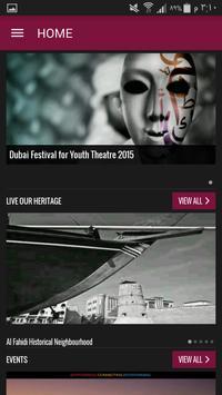 Dubai Culture - دبي للثقافة poster