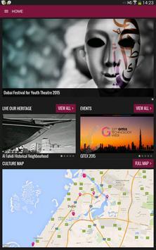 Dubai Culture - دبي للثقافة apk screenshot