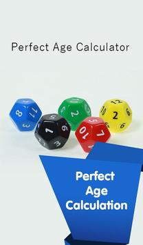 Perfect Age Calculator poster