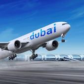 Dubai Flights icon