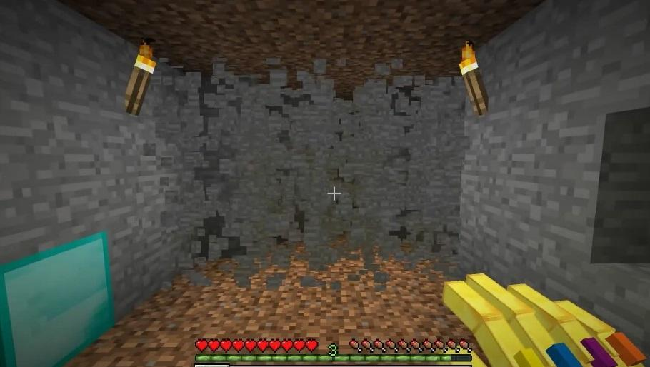 Infinity Gauntlet Mod for Minecraft for Android - APK Download