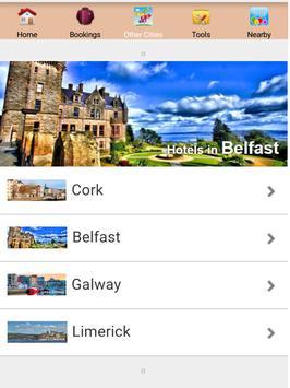Dublin Hotels screenshot 2