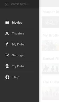 Dubs: Films in Your Language apk screenshot