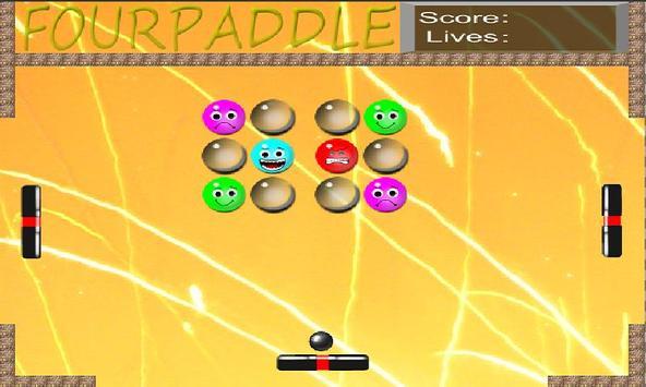 FourPaddle apk screenshot