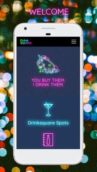 Drinksquare poster