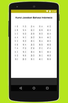 Bocoran Soal UN SD 2018 (UNBK) - Lengkap & Praktis apk screenshot