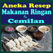 Resep Makanan Ringan icon