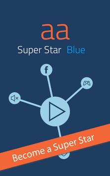 🌠 AA Super Star Blue Spinner 3000 Levels🌠 poster