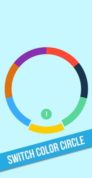 💫 Switch The Color Circle Spinner - Balls 💫 apk screenshot