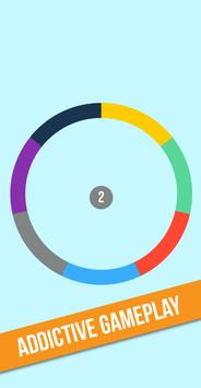 💫 Switch The Color Circle Spinner - Balls 💫 screenshot 2