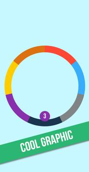 💫 Switch The Color Circle Spinner - Balls 💫 screenshot 3