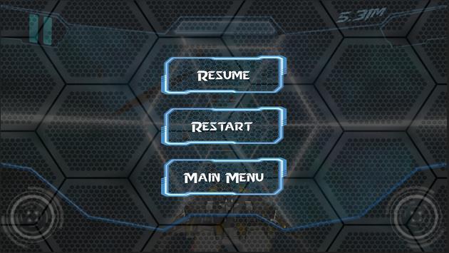 Galaxy Running Dudu screenshot 4