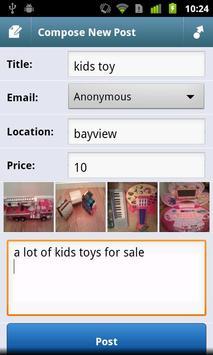 CityShop - for Craigslist apk screenshot