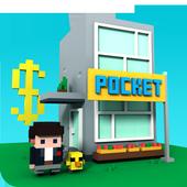 포켓시티 :노가다전쟁 icon