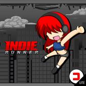 Indie Runner Lite icon