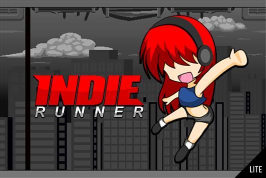 Indie Runner Lite poster
