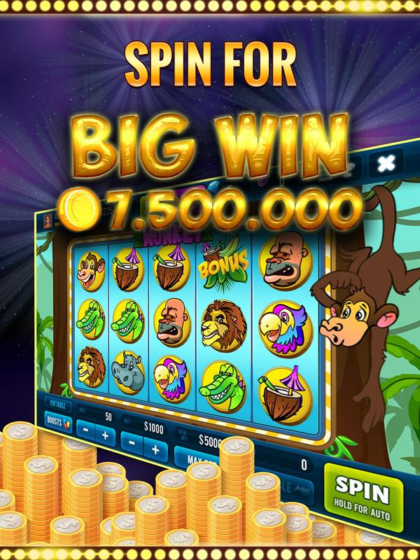 monkey king slot game apk