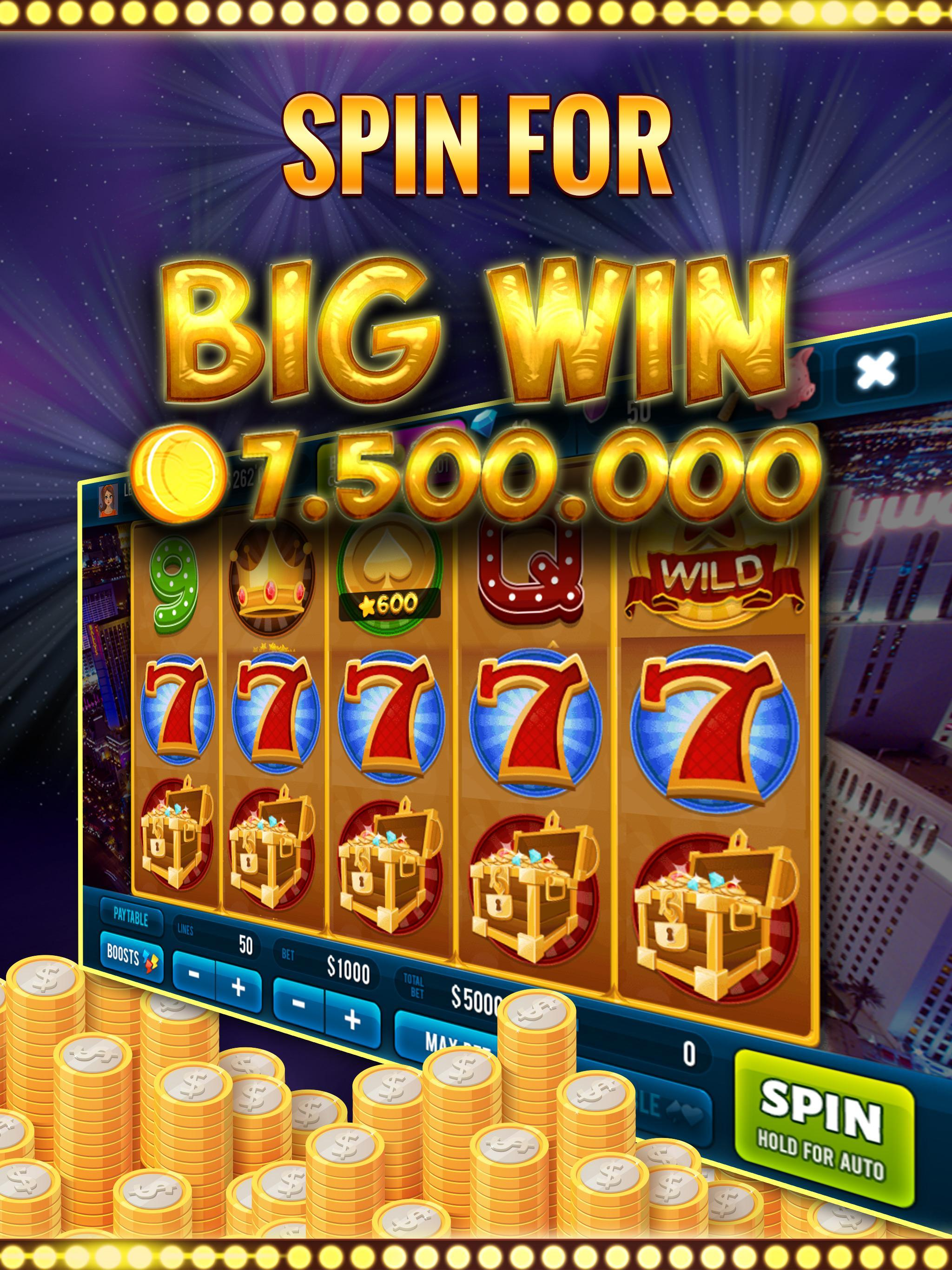 Hollywood Slots Casino