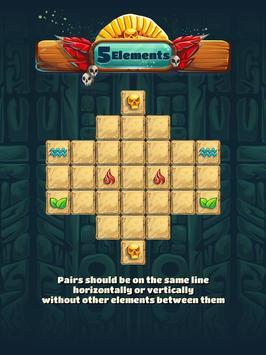 5 Elements: Match 2 Puzzle apk screenshot