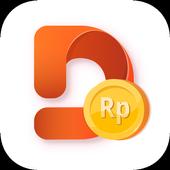 Duit Plus ~ Aplikasi uang cepat online icon
