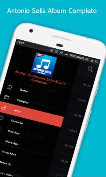 Musica De Antonio Solis Mp3 apk screenshot