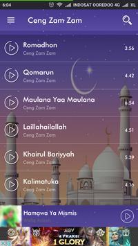 Mp3 Sholawat Nabi Modern apk screenshot