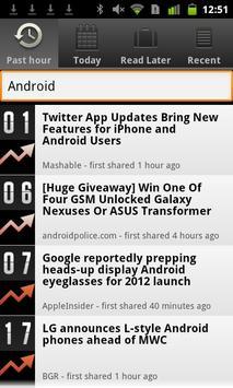 Currently Tech News apk screenshot