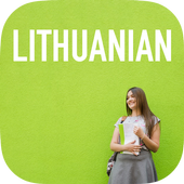 Learn Lithuanian icon