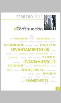Revista dConstruccion screenshot 1