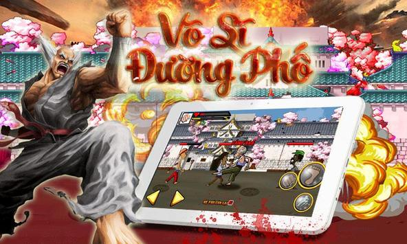 Vo Si Duong Pho 2016 poster