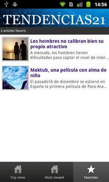 Tendencias21 screenshot 3