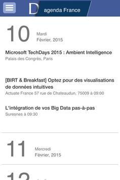 Decideo en français apk screenshot