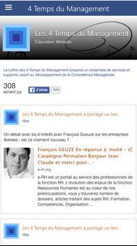 4 Temps du Management apk screenshot