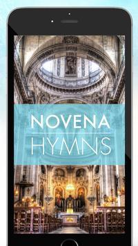 Novena Devotion Hymns poster