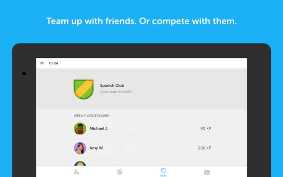 Duolingo: Belajar Inggris apk screenshot