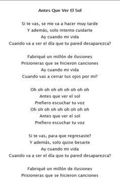Dulce María Letras poster