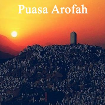 Puasa Arafah poster