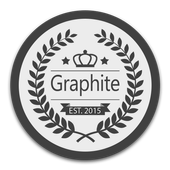 Graphite [Substratum theme] icon