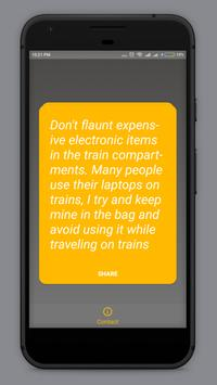 Dummies Guide to Indian Train poster