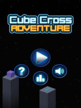 Cube Cross Adventure poster