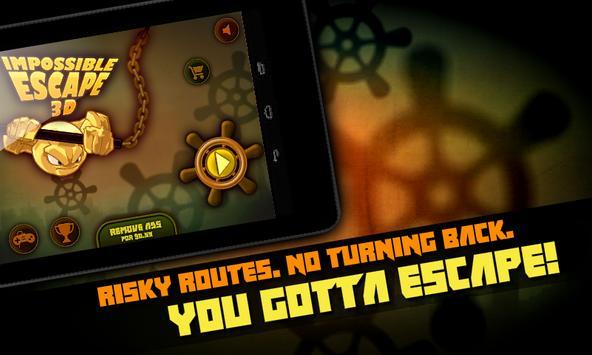 Impossible Escape 3D screenshot 5