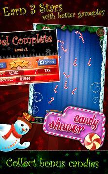 PaddleShock Breaker: Christmas screenshot 9