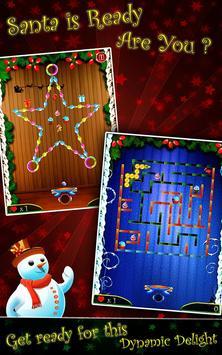 PaddleShock Breaker: Christmas poster