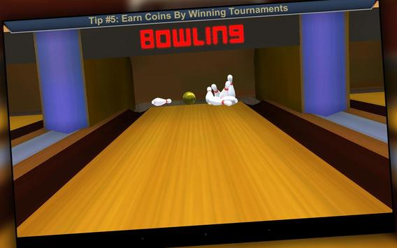 Pocket Bowling 3D screenshot 2