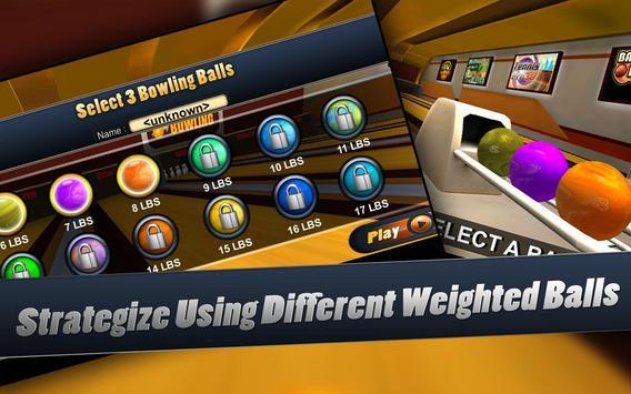 Pocket Bowling 3D screenshot 7