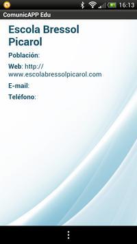 ComunicAPP Edu apk screenshot