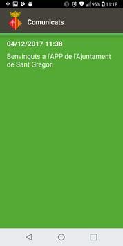 Sant Gregori screenshot 2