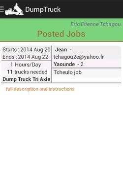 TrucksAndDirt apk screenshot