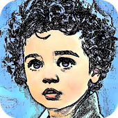 Portrait Sketch icon