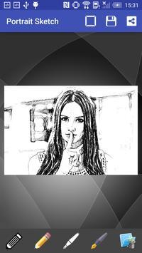 Portrait Sketch apk screenshot